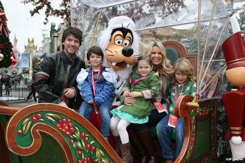 Shannen Doherty tops Mickey's celebrity Christmas list