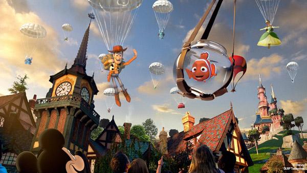 Disneyland Paris New Generation Festival TV spot
