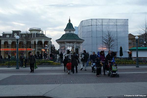 Disneyland Paris refurbishments