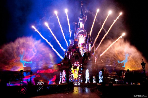 """""""Out There"""" from The Hunchback of Notre Dame in Disney Dreams! at Disneyland Paris"""
