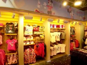 Disney Store in Disney Village [(C) Maarten]
