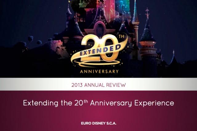 Euro Disney S.C.A. 2013 Annual Review