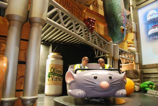 Ratatouille –The Adventure Disneyland Paris