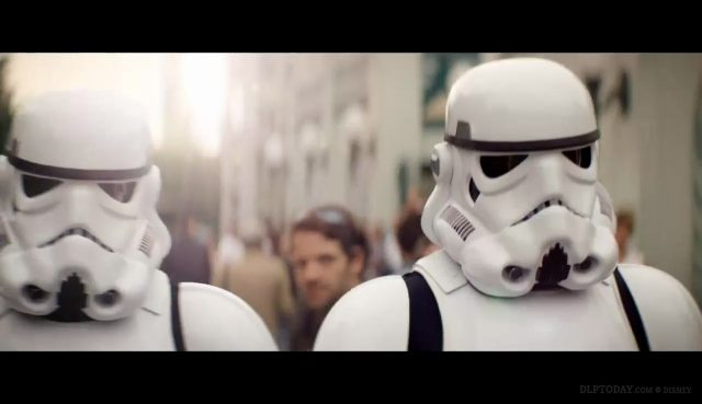 """""""This is the place where Star Wars lives"""" - Watch the Disneyland Paris Season of the Force TV spot"""