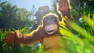 Disneyland Paris 25th Anniversary - The Jungle Book Adventureland