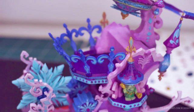 Disney Stars on Parade Frozen Discover Wonder Disneyland Paris 25th Anniversary parade float