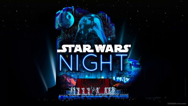 Soirée Star Wars Night at Disneyland Paris - 5th 6th May 2017 Hyperspace Mountain Preview