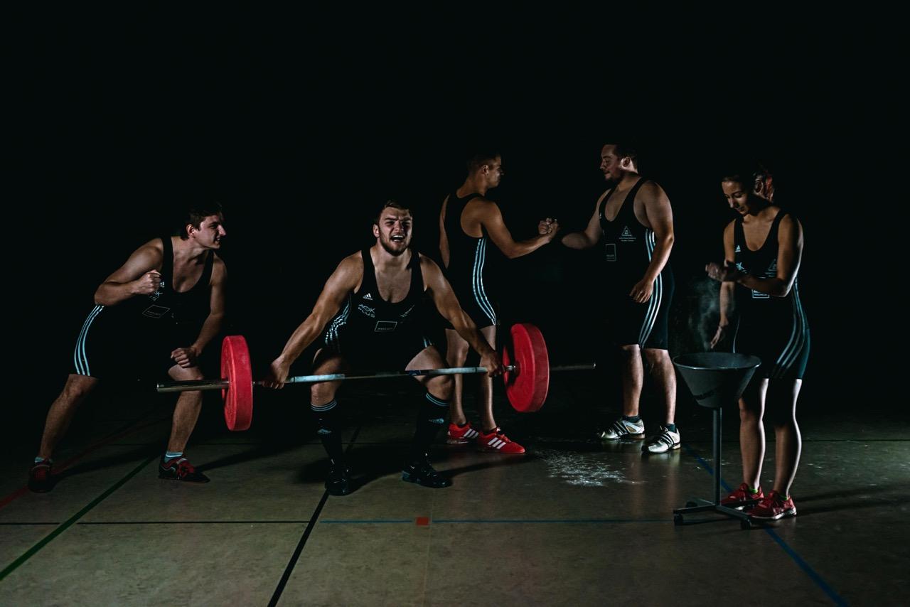 Gewichtheben |Gräfenroda