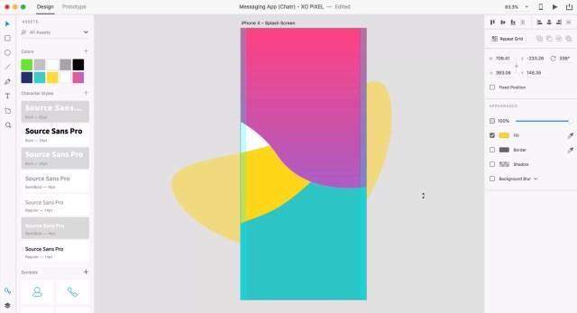 Adobe XD CC v37.1.32 (x64) (Cracked) | DLPure.com