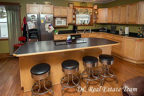 Bar Stool Kitchen