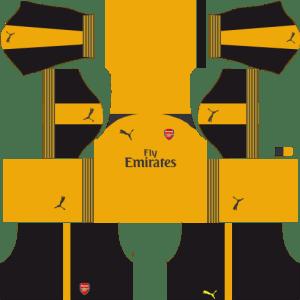 Arsenal Away Kits 2016-2017