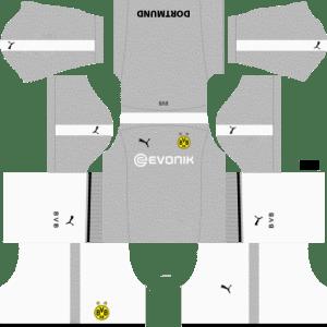 Borussia Dortmund Third Kit Dream League Soccer