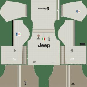 Kit juventus 2019 dream league soccer | Kit Juventus para DLS 19