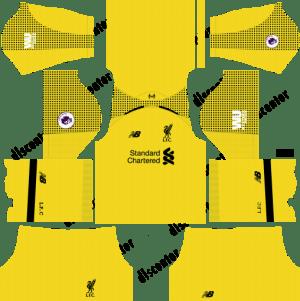 6bb5631ee75 Liverpool Kits Logo 2018 2019 Dream League Soccer Apk World