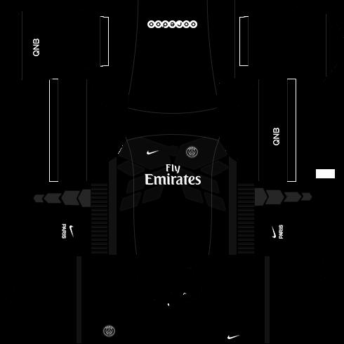 psg 2019 2020 kit logo dream league