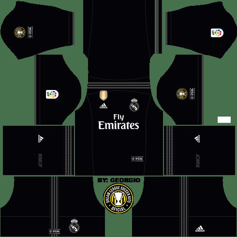 شعارات وملابس ريال مدريد 2018 Bro Bremo