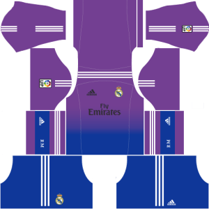Real Madrid Goalkeeper Home Kit 2013-2014
