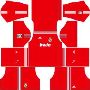 Real Madrid Third Kit 2011-2012