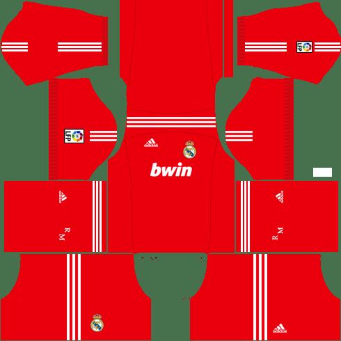 Real Madrid Third Kit 2011-2012