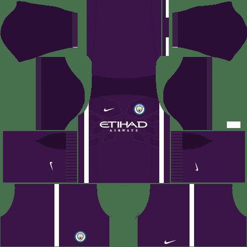 Manchester City Kits & Logo URL - Dream League Soccer ...