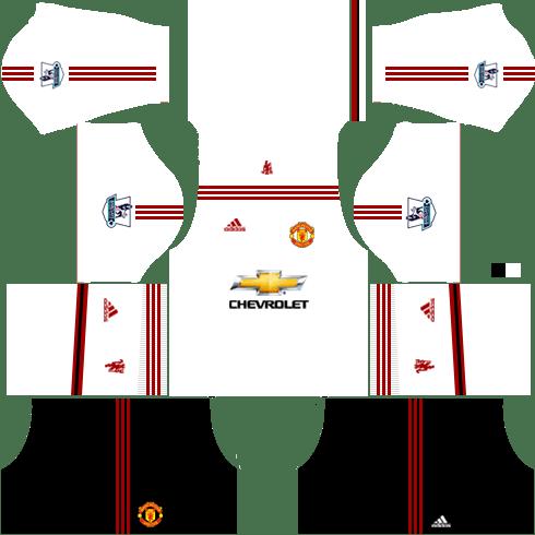 Manchester United Kits 2015-2016