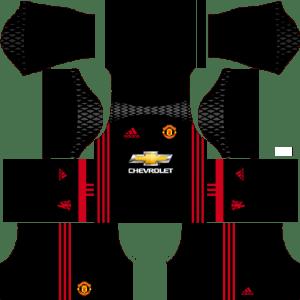 separation shoes a9a51 9a252 Manchester United DLS Kits 2018-2019 | APK WORLD