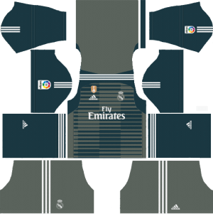 8ef917a8c 2018-2019 Real Madrid Kits and logo 512×512 (Updating) Dream League soccer