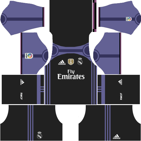 Real Madrid Third Kit 2016-2017
