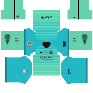 Barcelona Third Kit