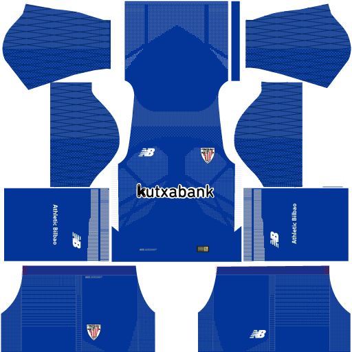 Athletic Bilbao GK Away Kit 17 - 18 DLS