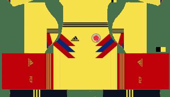 4338e533b31 Croatia 2018 World Cup Kits   Logo URL Dream League Soccer - DLSCenter