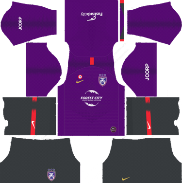 Johor Darul Takzim Away Kits 2019 - Dream League Soccer Kits 2019