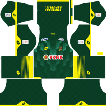 Dream League Soccer Kits - Kedah Third Kit 2019 - DLS 19 Kits
