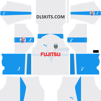 AFC Kawasaki Frontale Away Kit 2019 - DLS Kits - Dream League Soccer Kits URL 512x512