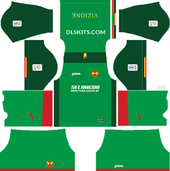 Selangor 2019 Kit Third - DLS Kits - Dream League Soccer Kits URL 512x512