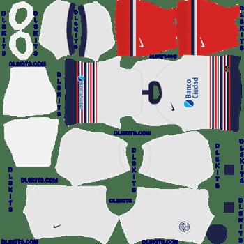 San Lorenzo Away Dream League Soccer Kits 2020