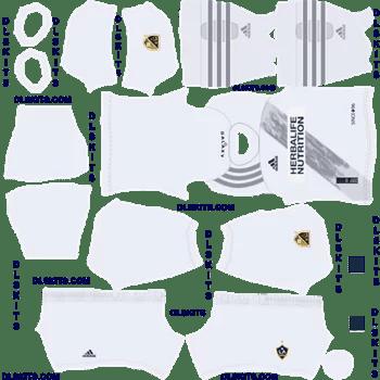 LA Galaxy 2020 Home Dream League Soccer Kits