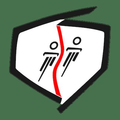 maraton północ południe logo