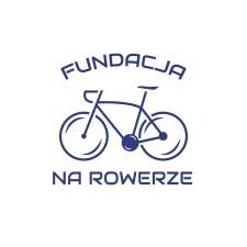 logo fundacja na rowerze