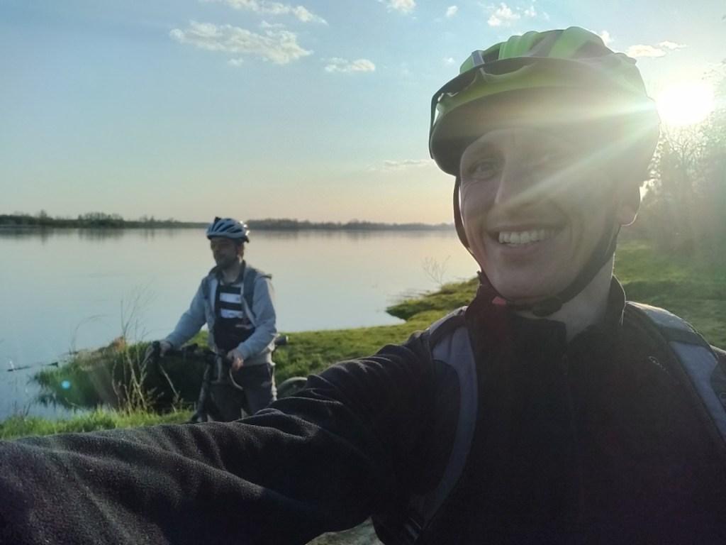 Mazowiecki Gravel - organizatorzy: Marcin Twaróg i Bartek Swacha