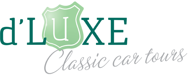 d'Luxe Classic Car Tours logo