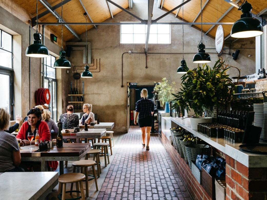 Piggery Cafe, Dandenongs.