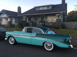 1956 Chevrolet, Crescent City (USA).