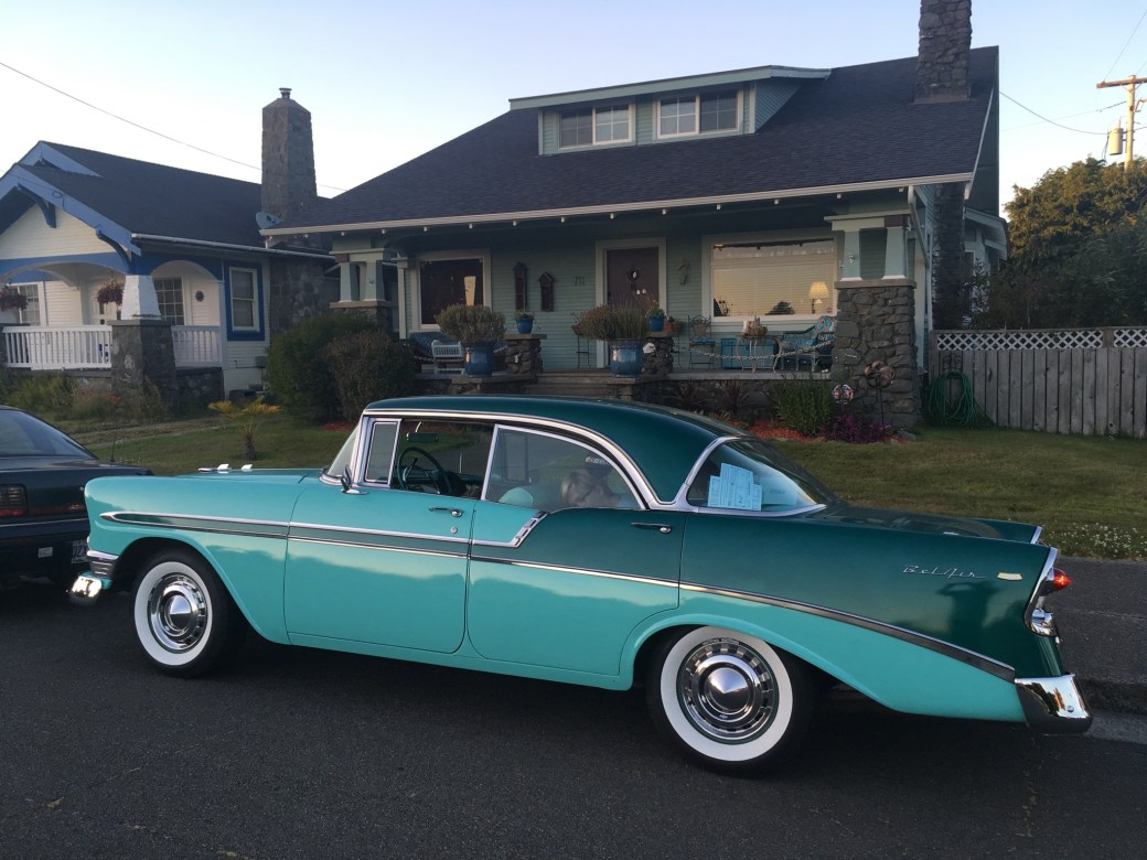 1956 Chevrolet, Crescent City (USA).