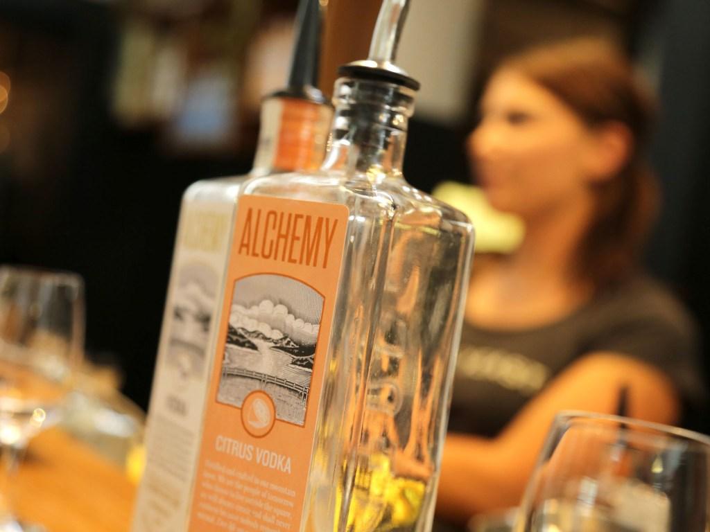 Alchemy Distillery, Healesville.