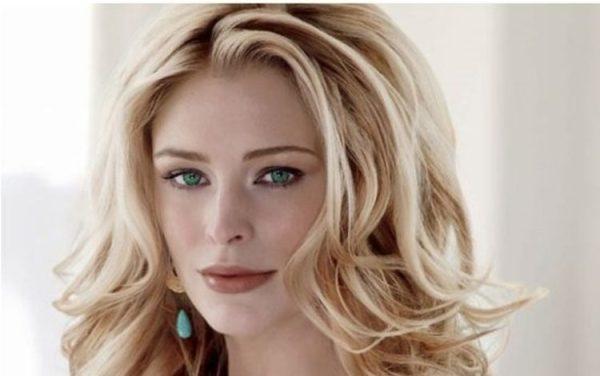 Cветлые оттенки волос для голубых глаз (26 фото) - Для ...