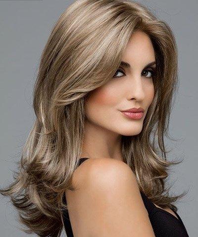 Русый цвет волос: фото до и после окрашивания (34 фото ...