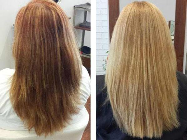 Куркума для волос: фото до и после (21 фото) - Для Роста Волос