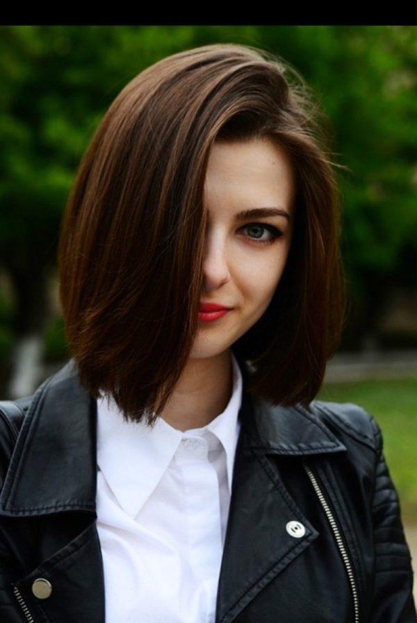 Стрижка каре по плечи (30 фото) - Для Роста Волос