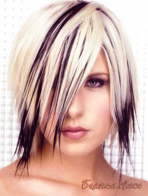 Мелирование на светлые волосы 30 фото Для Роста Волос